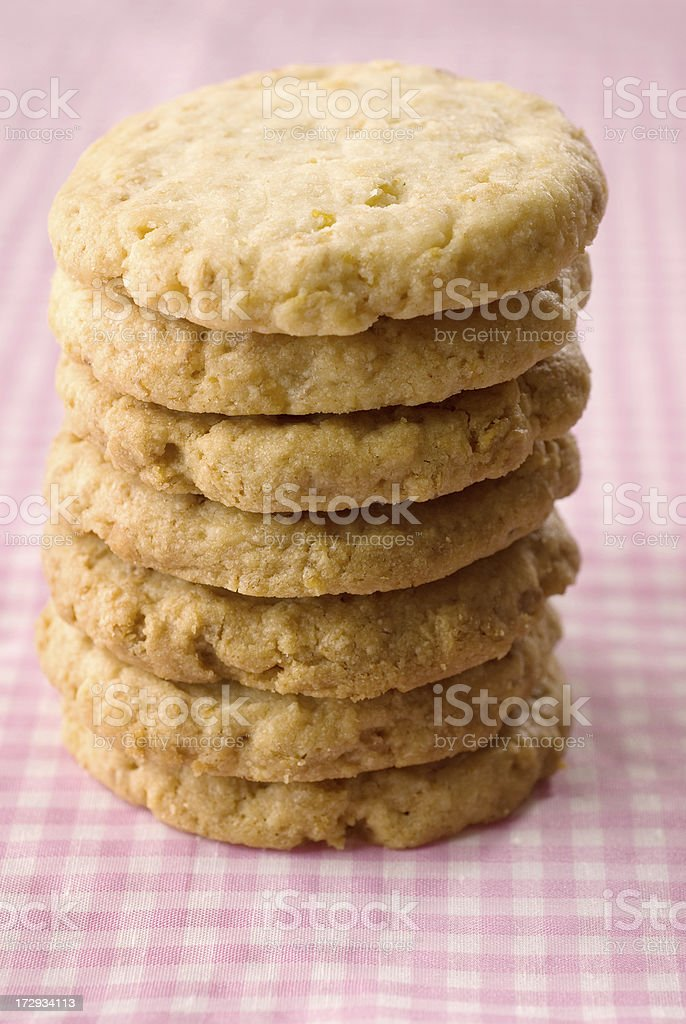 Cookies. royalty-free stock photo
