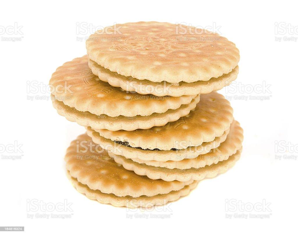 cookies Lizenzfreies stock-foto