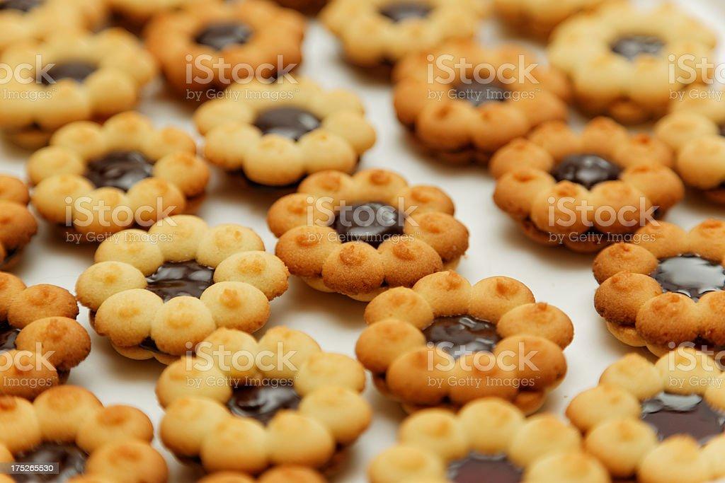 Cookies XXXL royalty-free stock photo