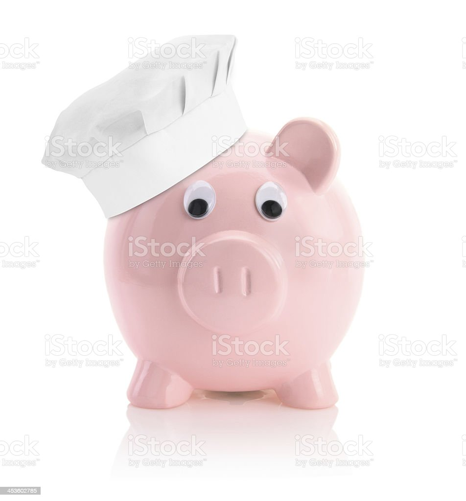 Cooking economy royalty-free stock photo