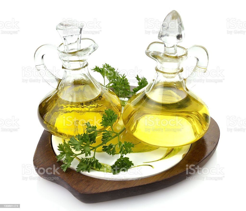 Cooking Oil royalty-free stock photo