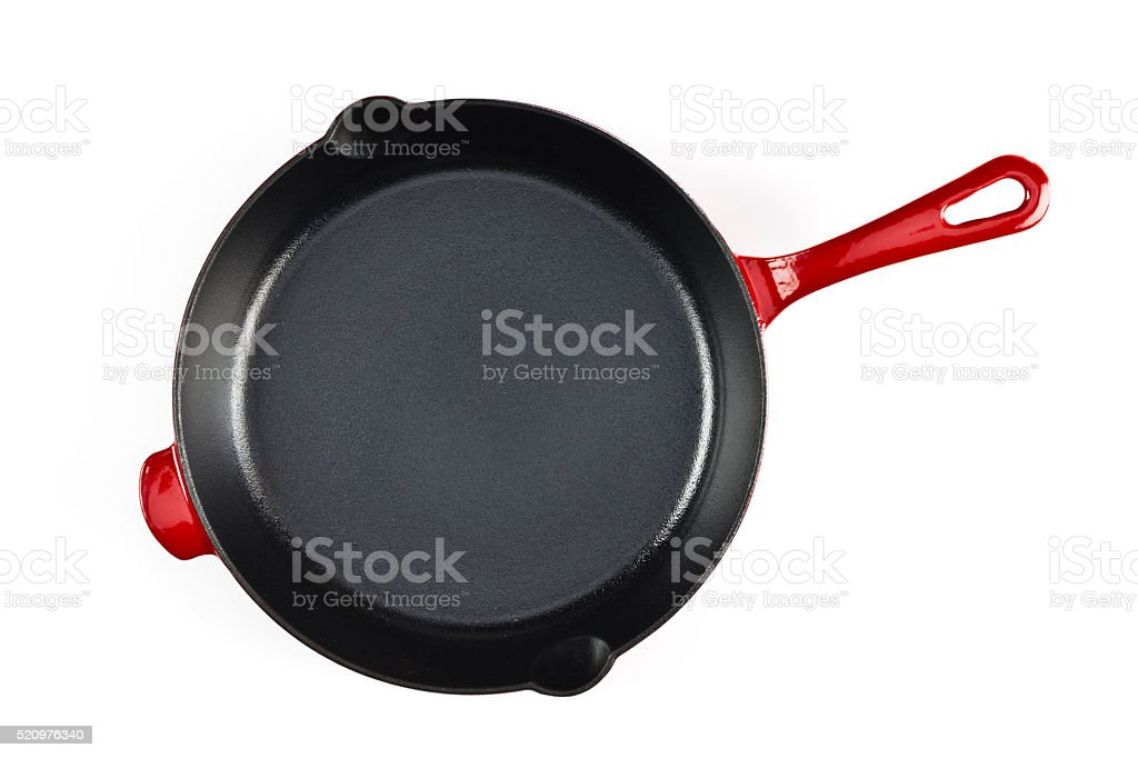 Cooking pan stock photo