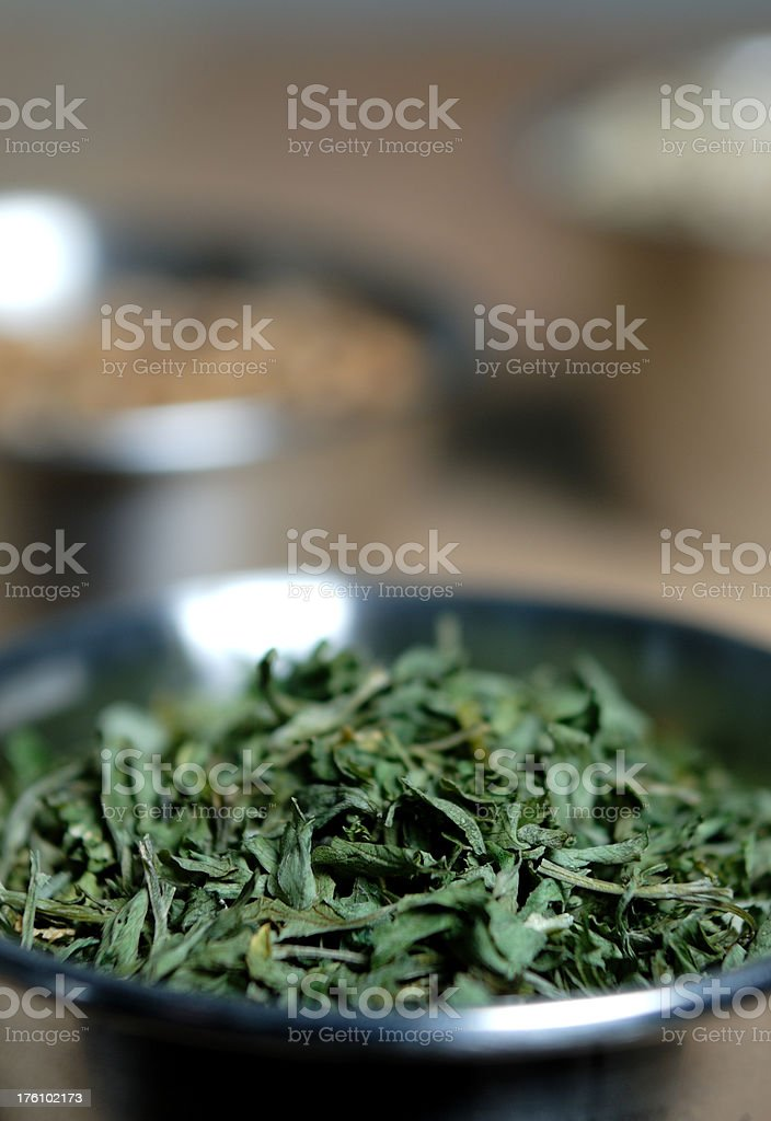 Cooking spice royalty-free stock photo