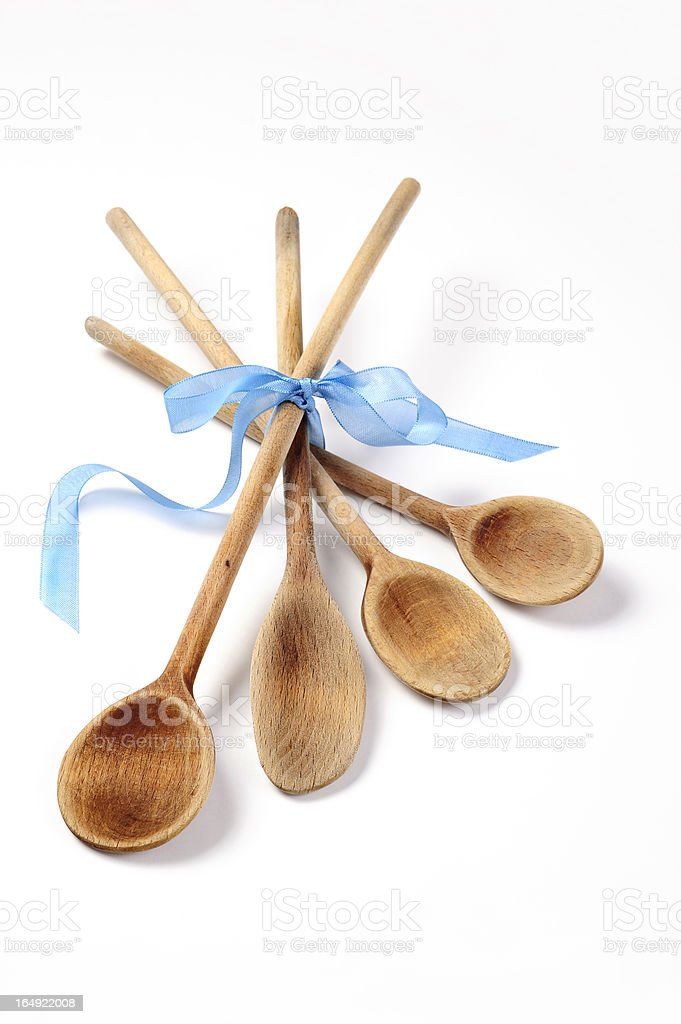 cooking spoons royalty-free stock photo
