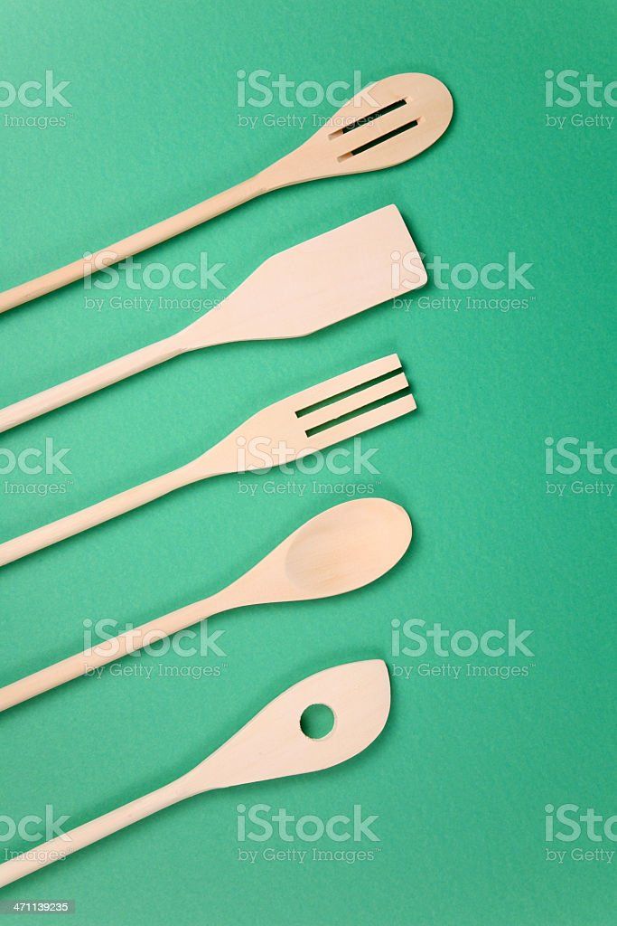 Cooking tools stock photo