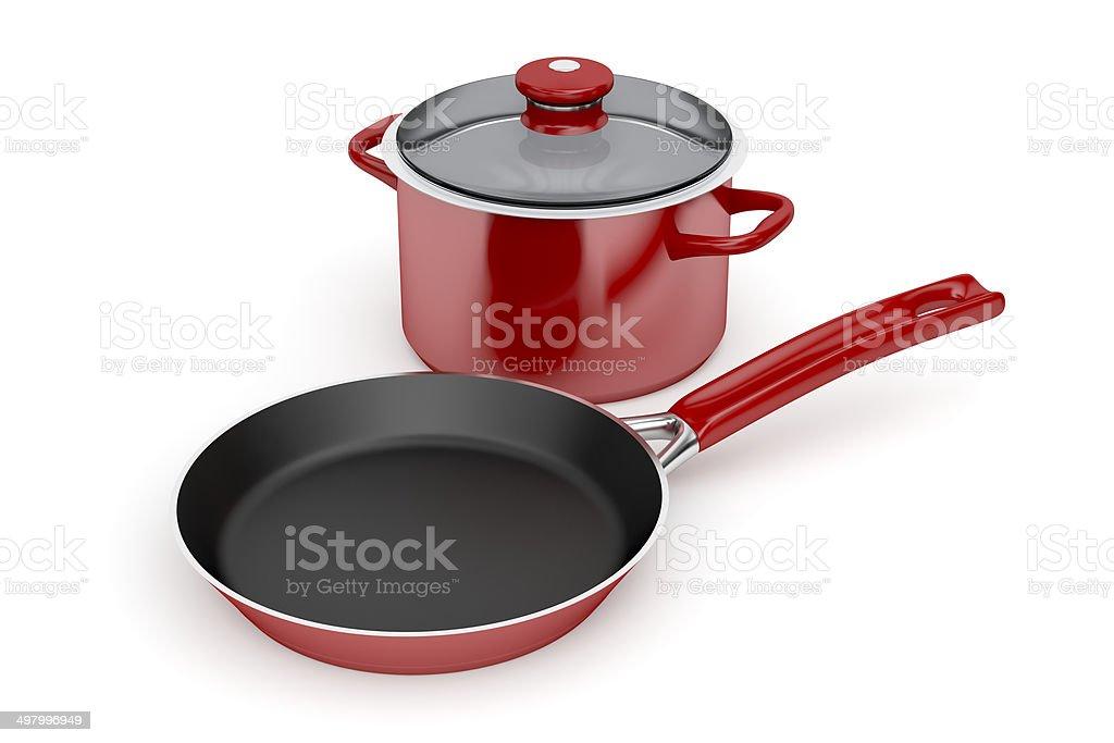 Cookware stock photo