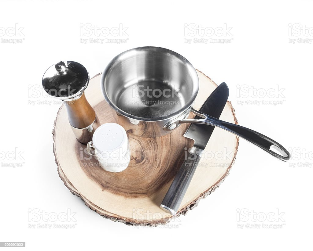 Cookware royalty-free stock photo