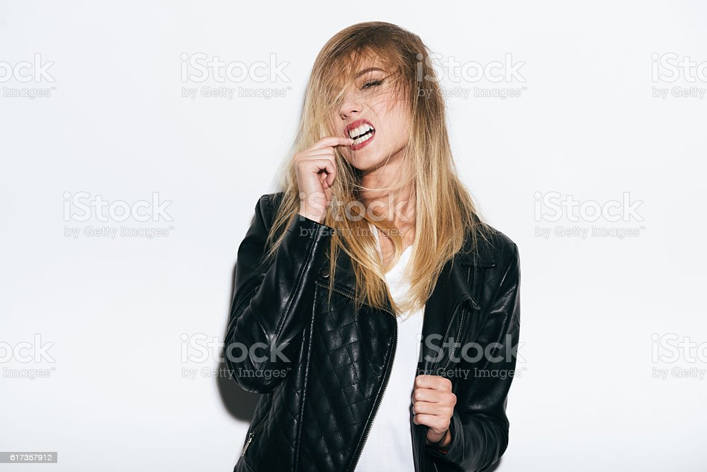 Cool and free. stock photo