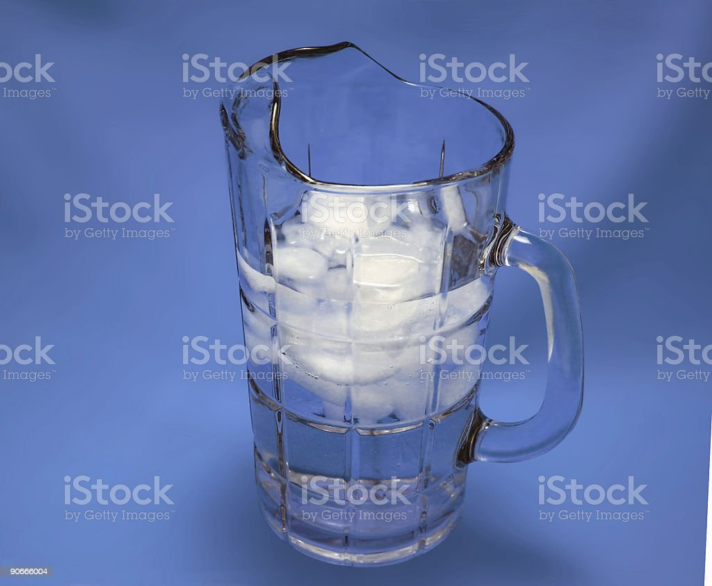 cool and refreshing royalty-free stock photo