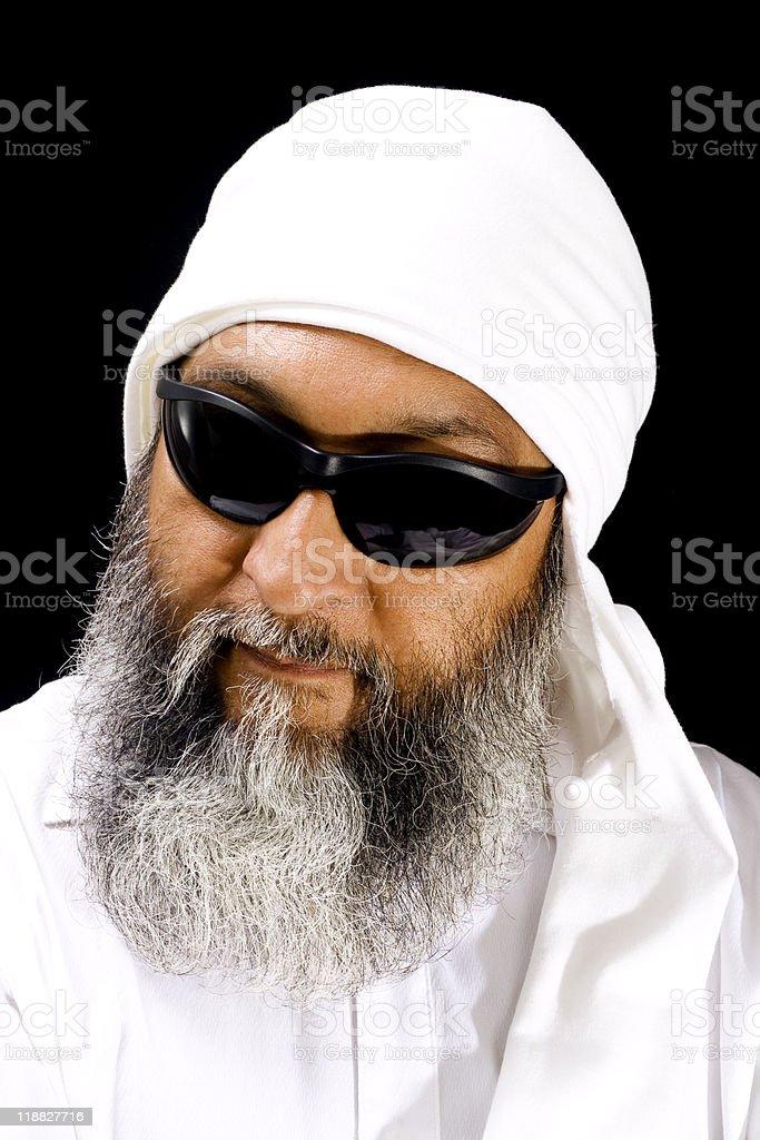 Cool Arab Man royalty-free stock photo