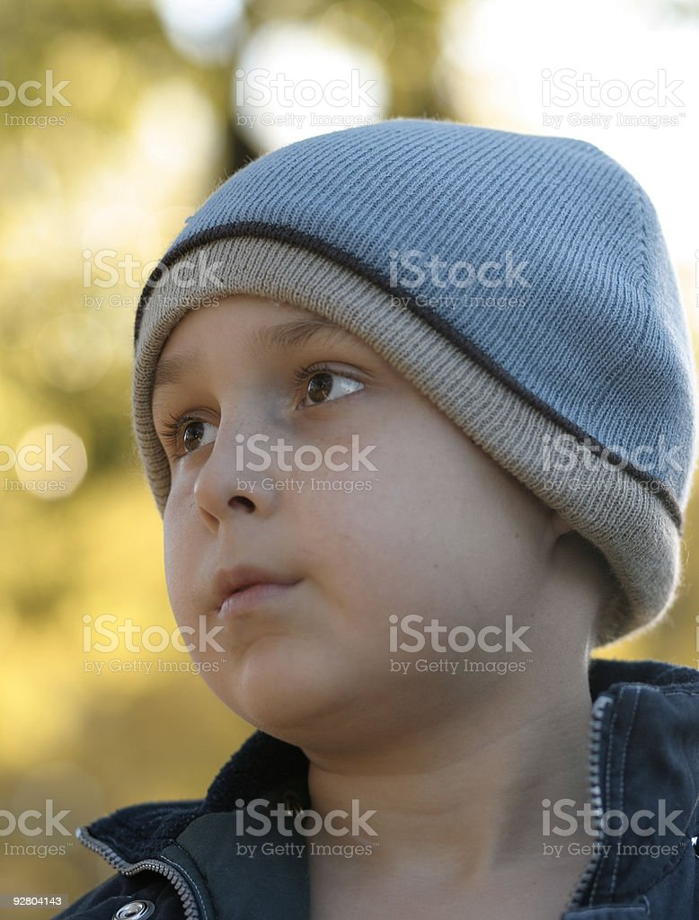 Cool days royalty-free stock photo