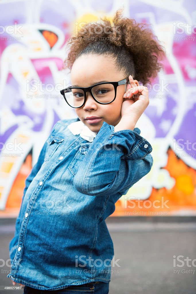 Cool Kids stock photo