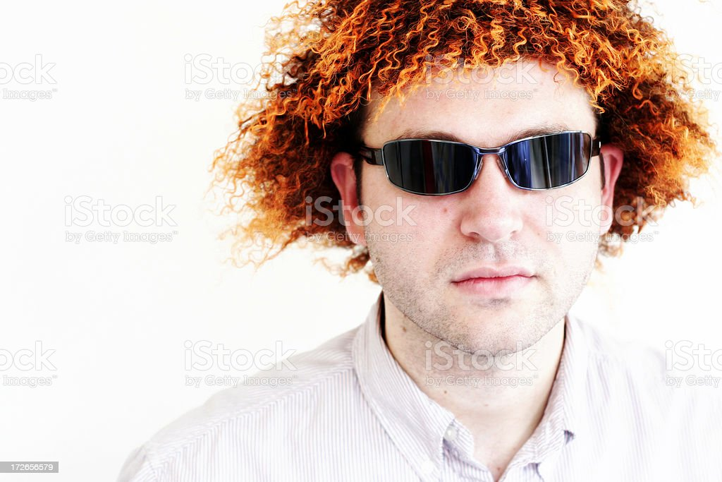 Cool look! royalty-free stock photo