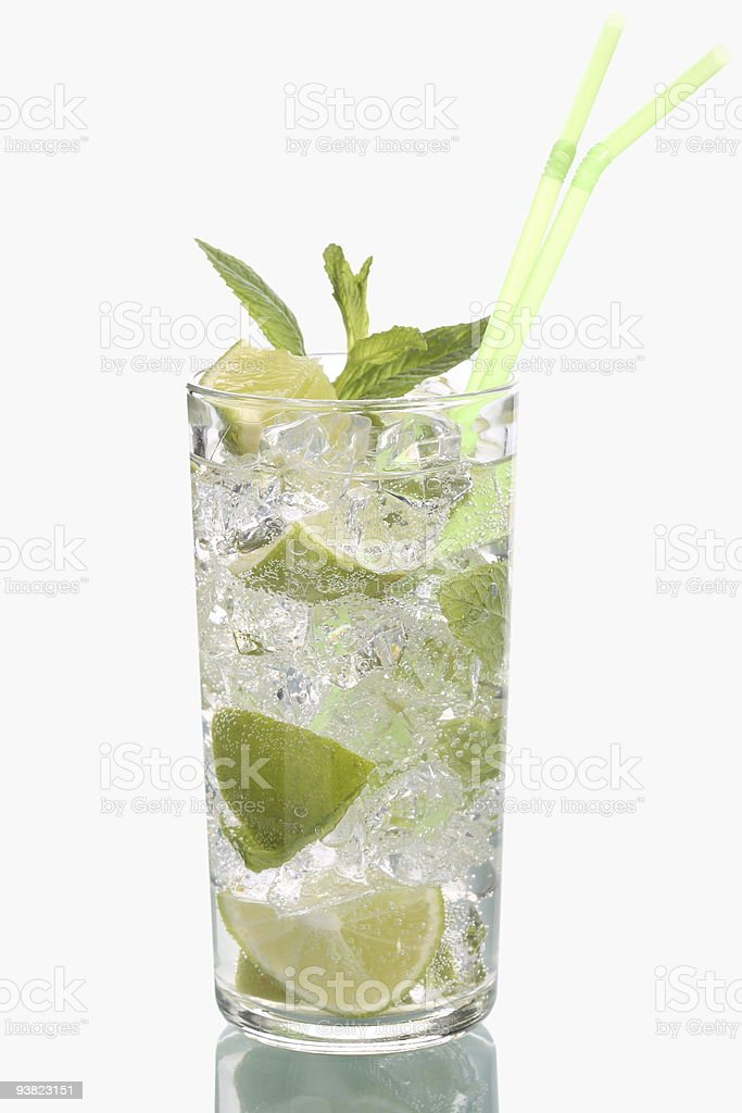 Cool Mojito Drink stock photo