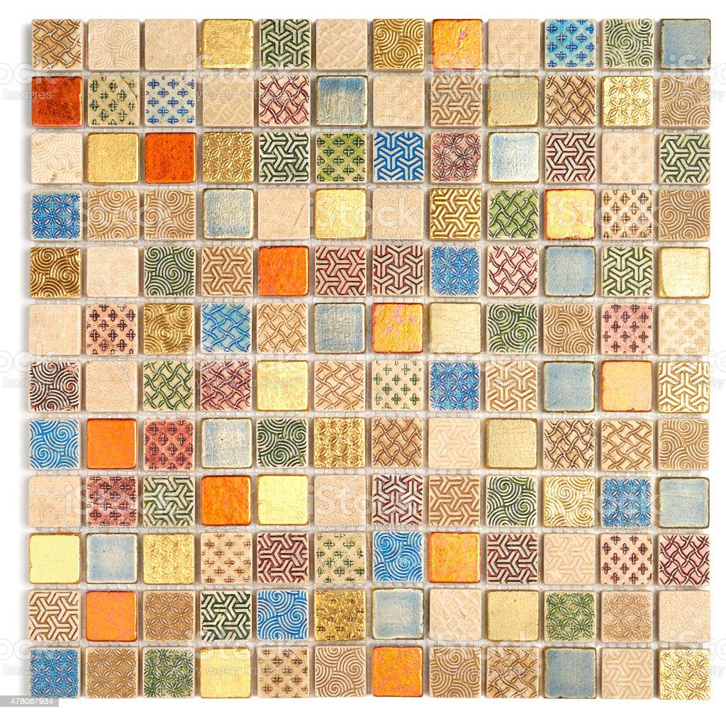 Cool Mosaic stock photo