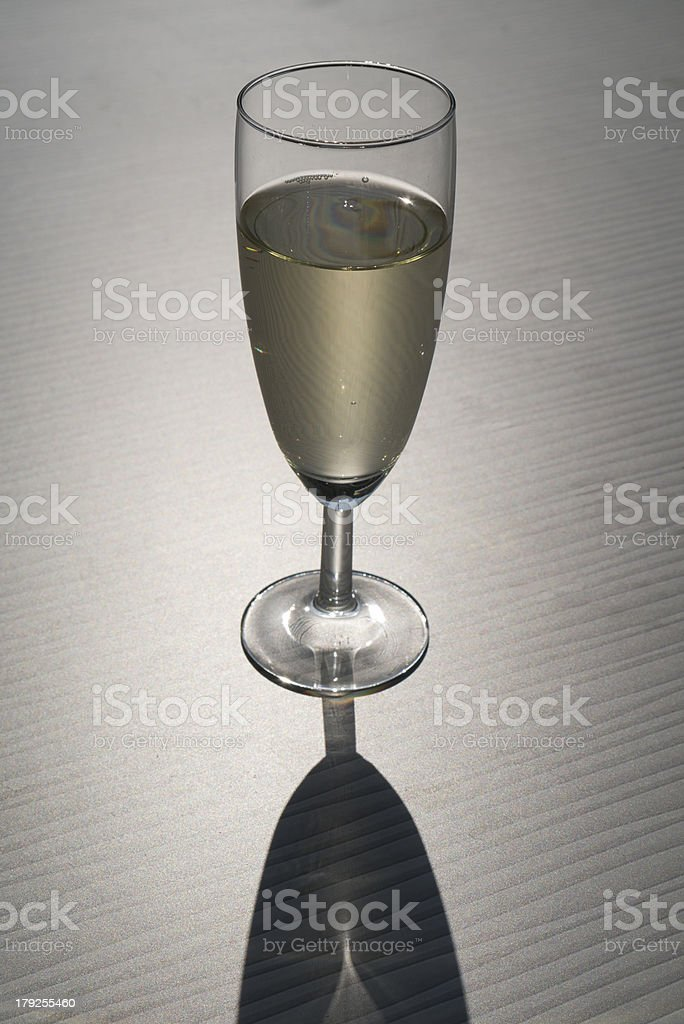 Cool Prosecco royalty-free stock photo