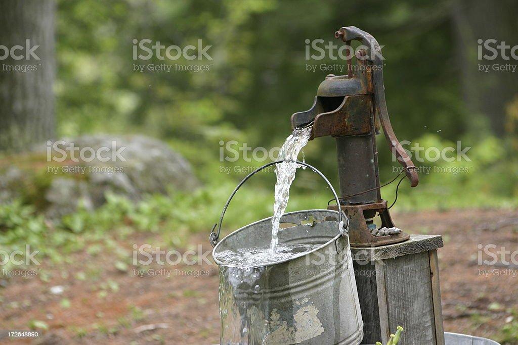 cool & refreshing stock photo