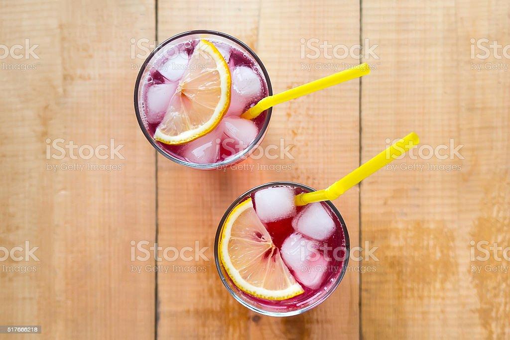 Fresco Bebida de Verão foto de stock royalty-free