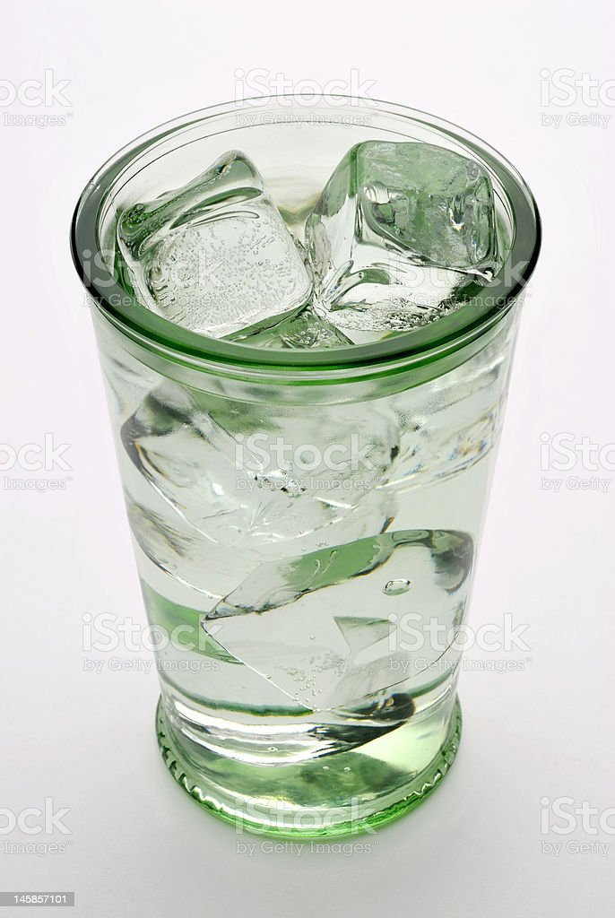 Cool Water royalty-free stock photo