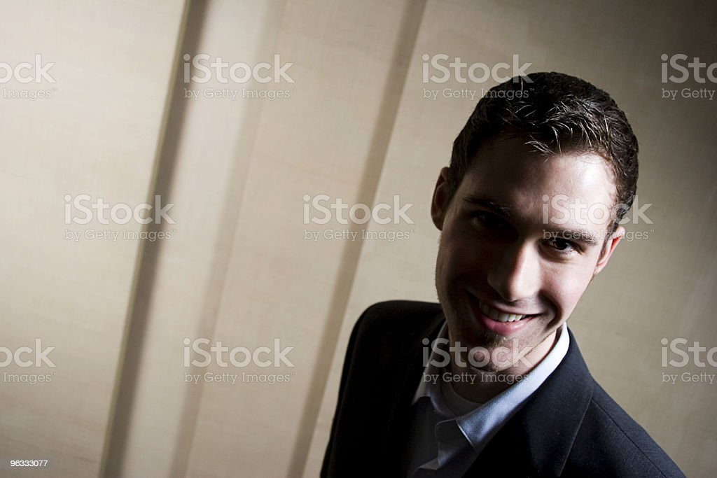 Cool Welcome stock photo