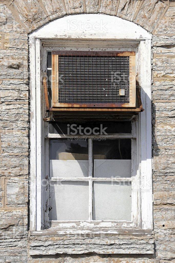 Cool Window stock photo