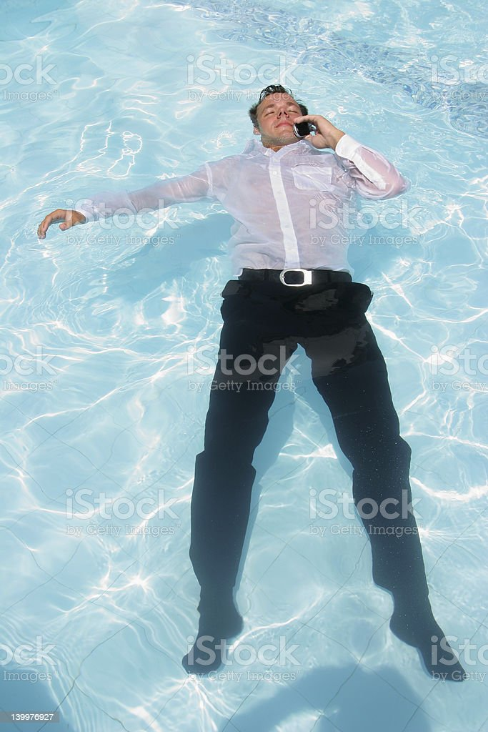 Cool work place royalty-free stock photo
