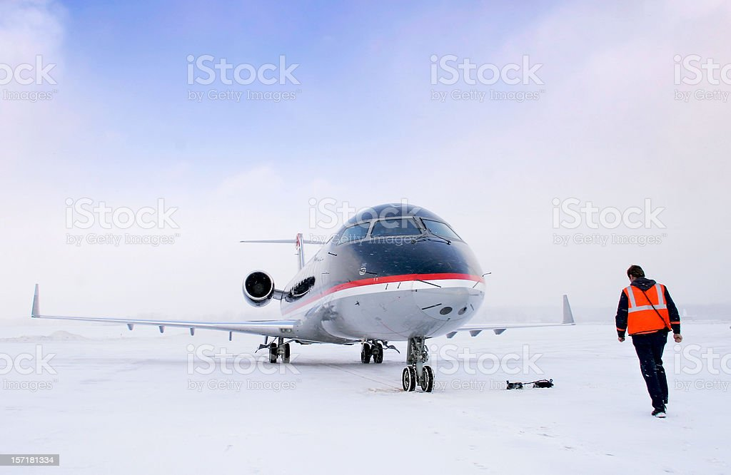 Cool Your Jet stock photo