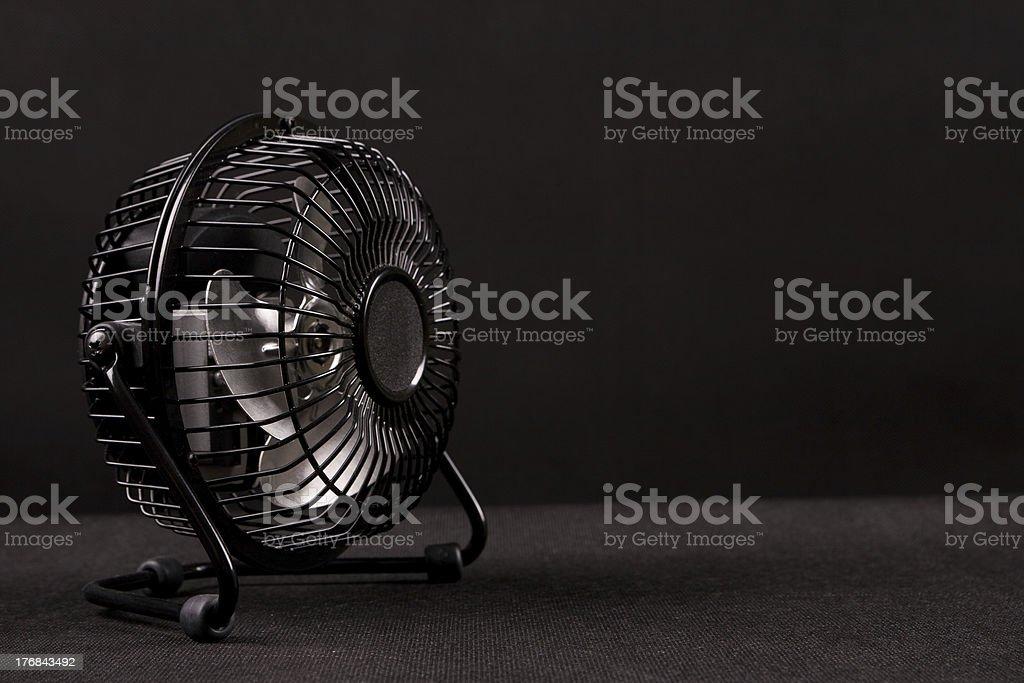 Cooler fan stock photo