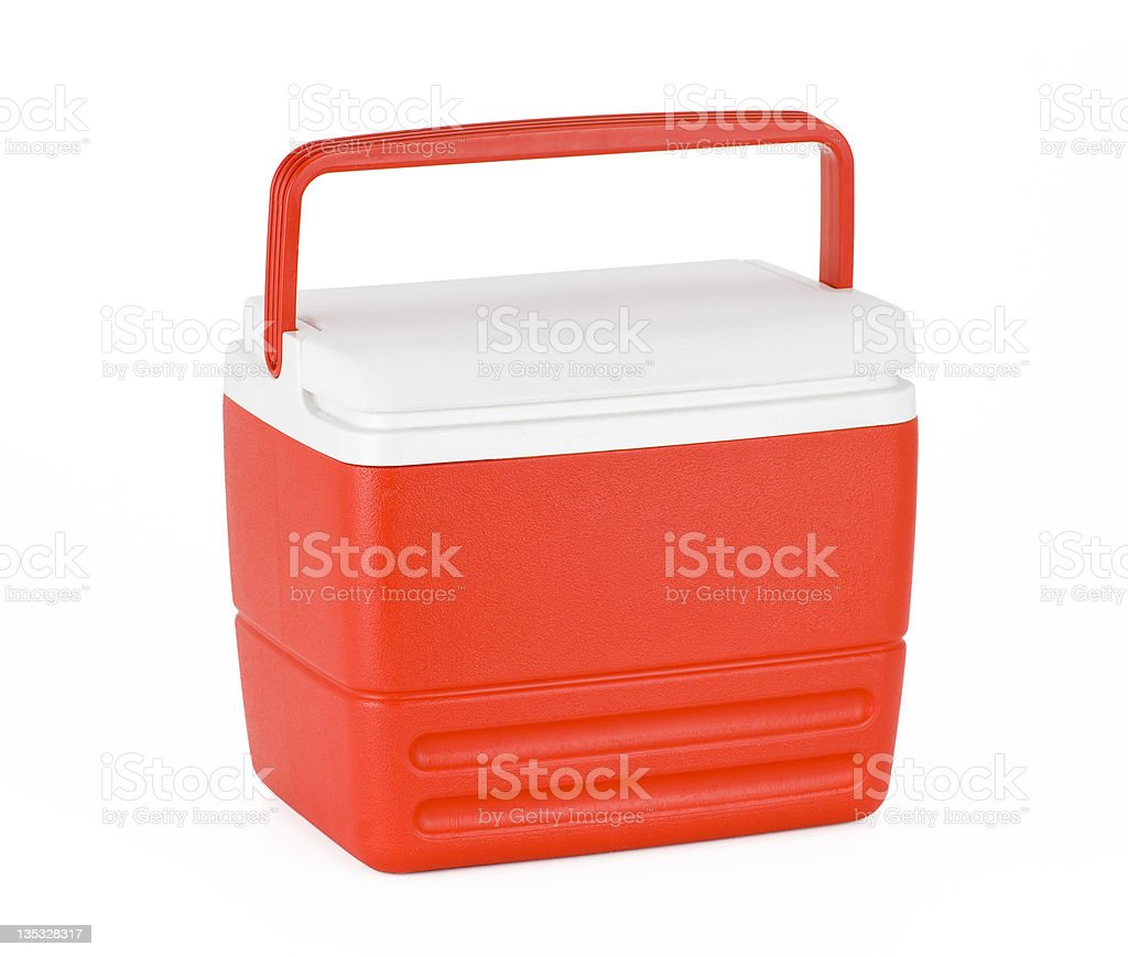 Cooler stock photo