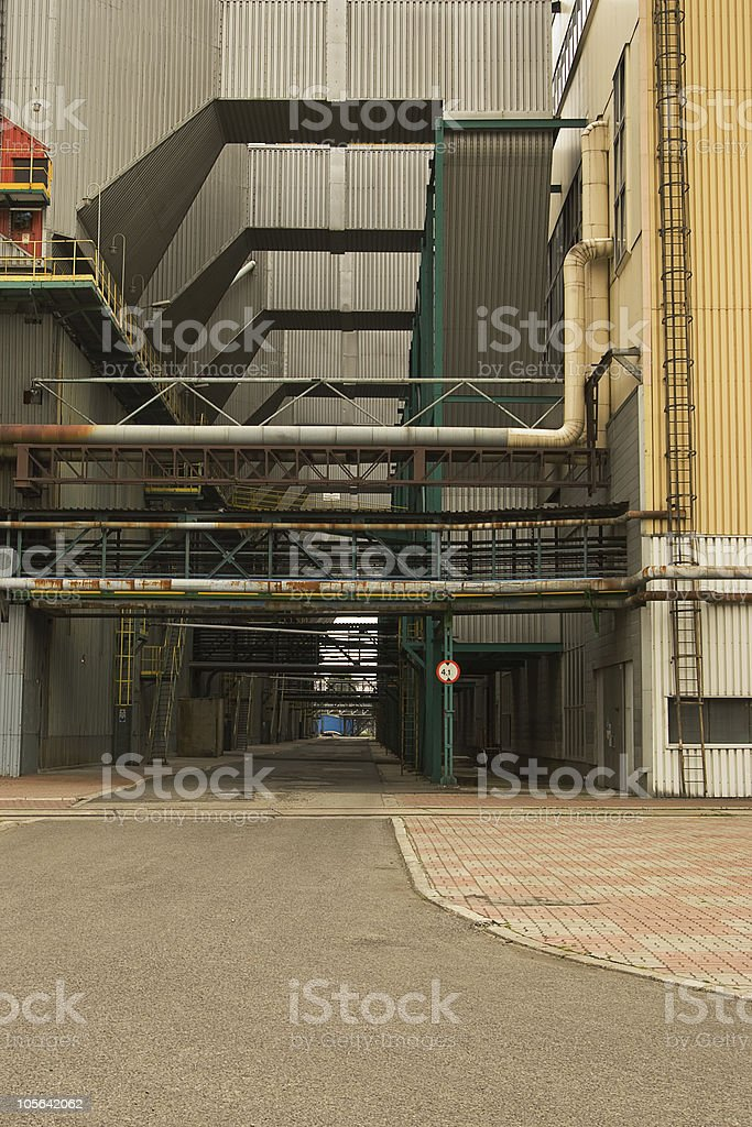 cooling system royalty-free stock photo