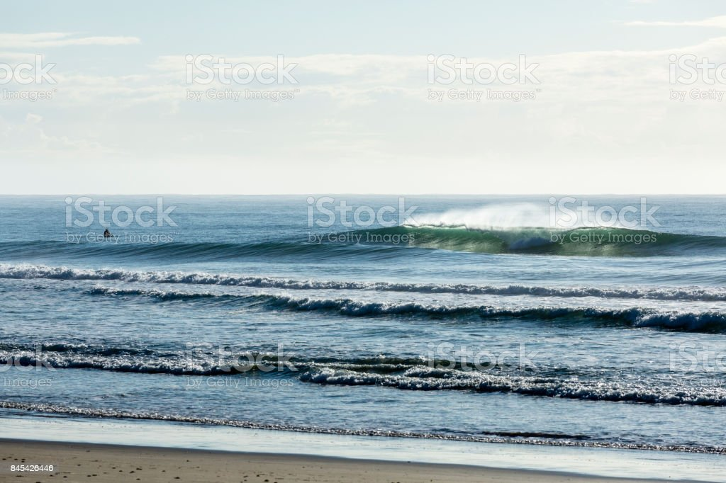 Coolum Beach, Queensland, Australia stock photo