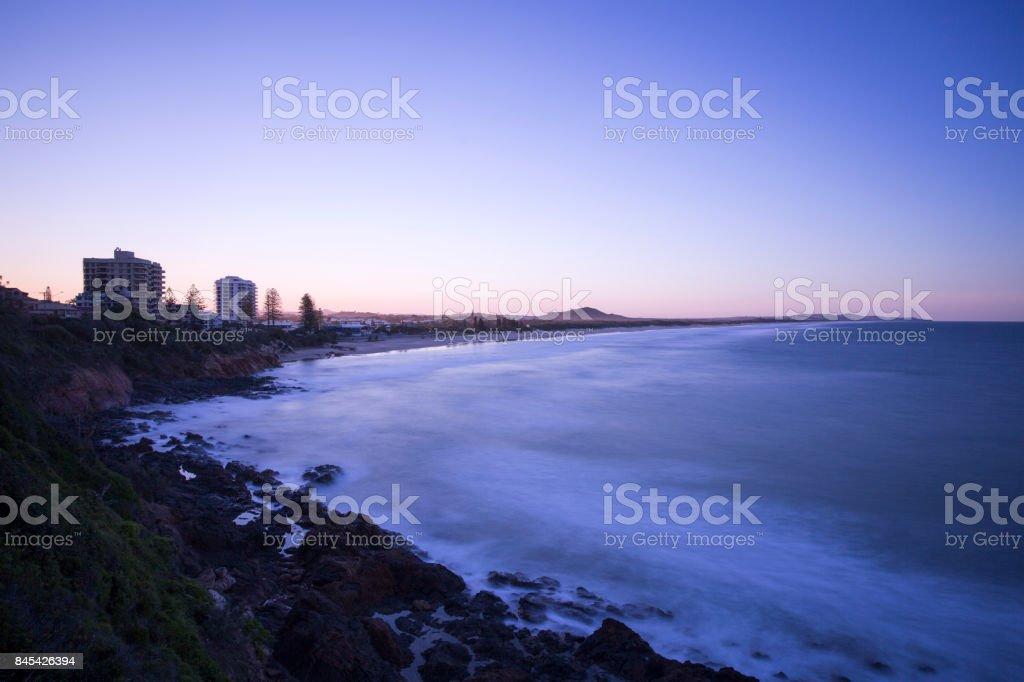 Coolum, Sunshine Coast, Australia stock photo