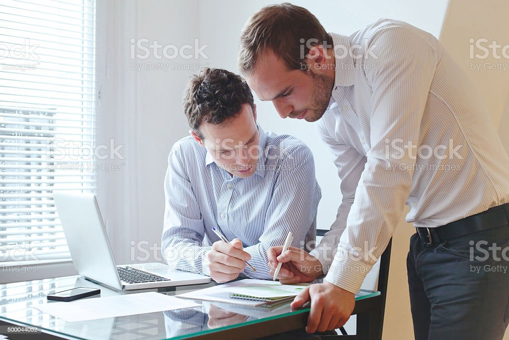 cooperation and teamwork stock photo