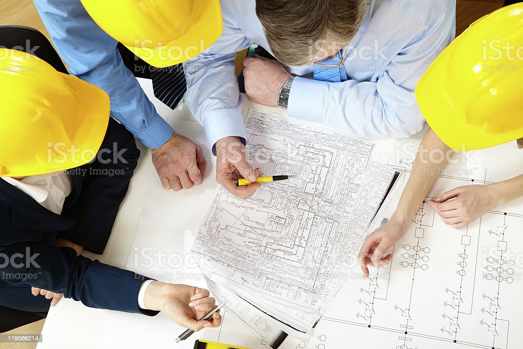 Cooperation royalty-free stock photo