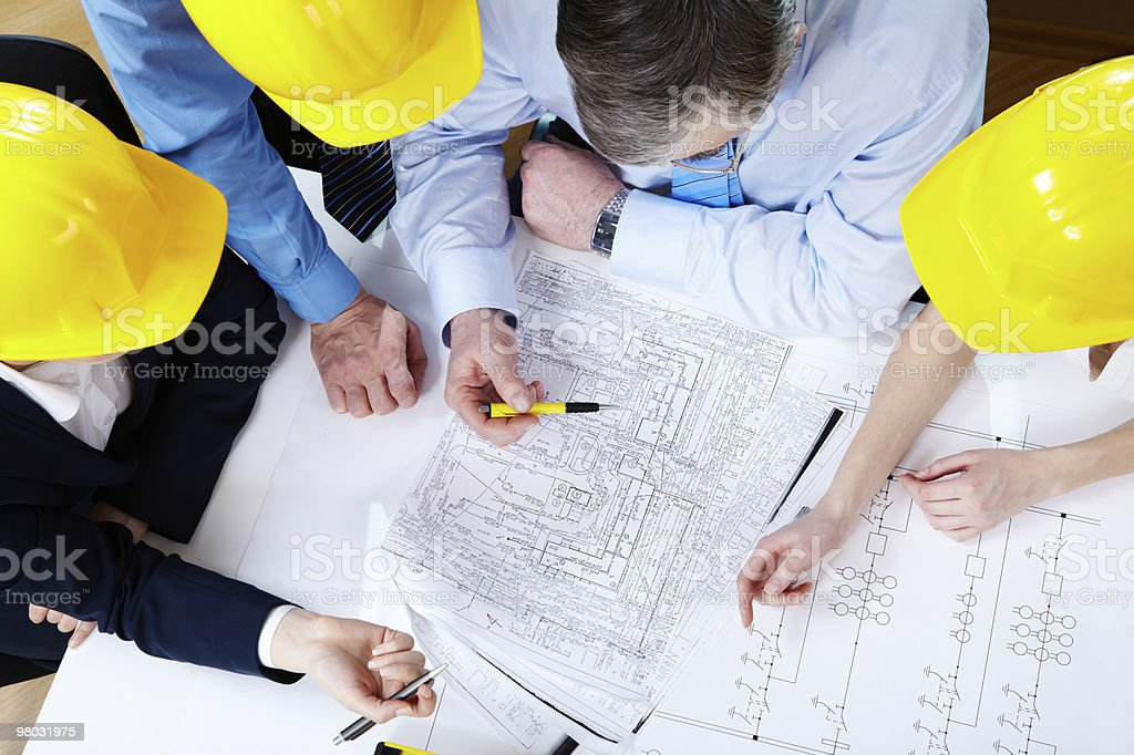 Cooperation stock photo
