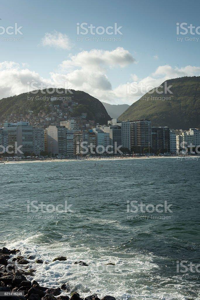 Copacabana stock photo