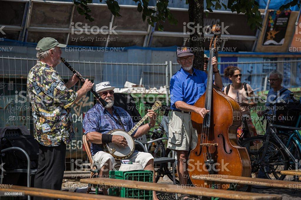 Copenhagen Jazz Festival 2014 stock photo