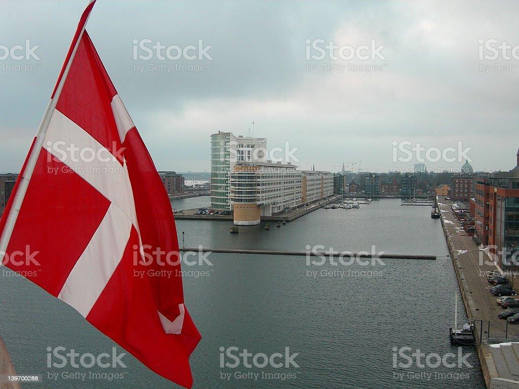 Copenhagen royalty-free stock photo