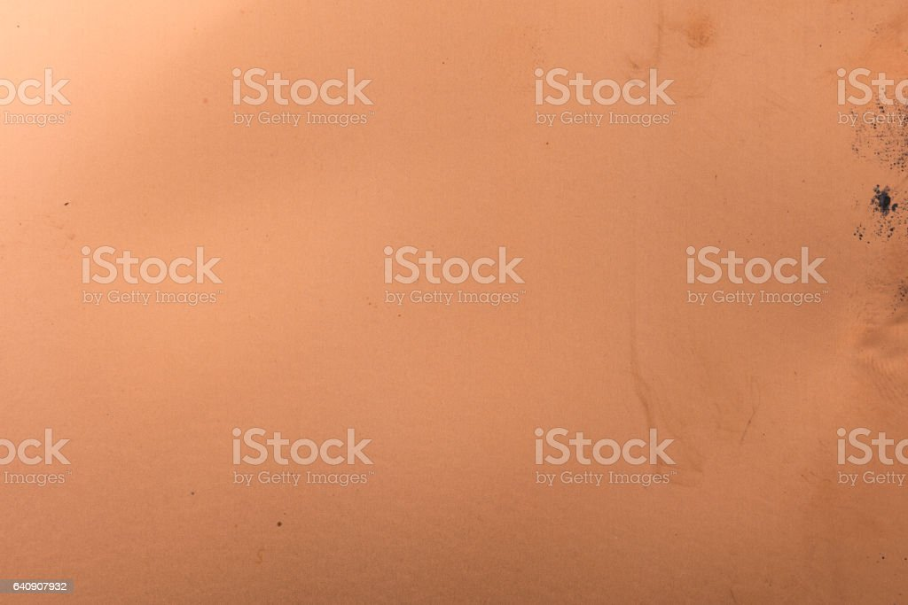 Copper alloy texture close up, made from gold silver and copper bronze stock photo