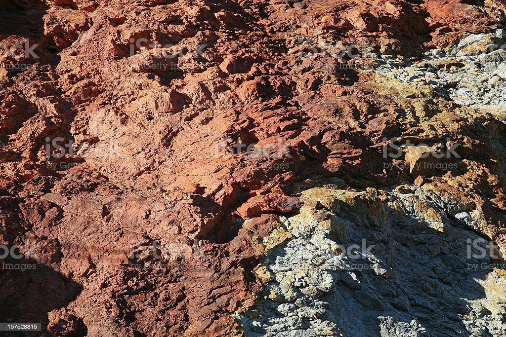 Copper And Other Minerals royalty-free stock photo