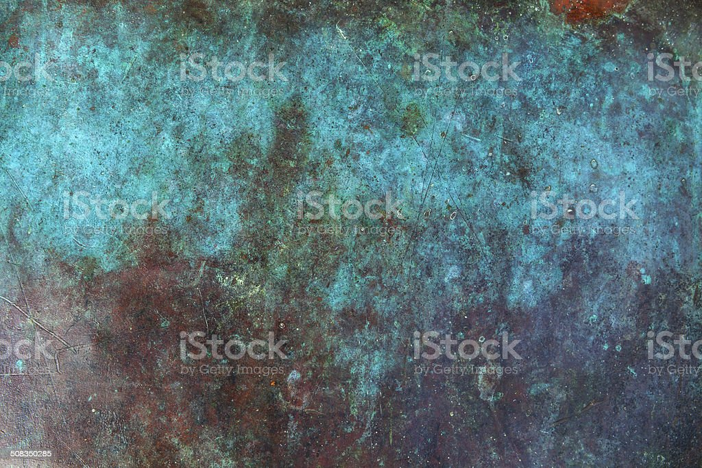 Copper background stock photo