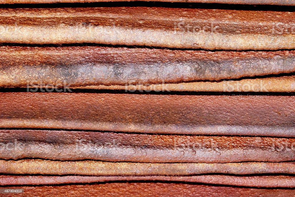 Copper Cathodes stock photo