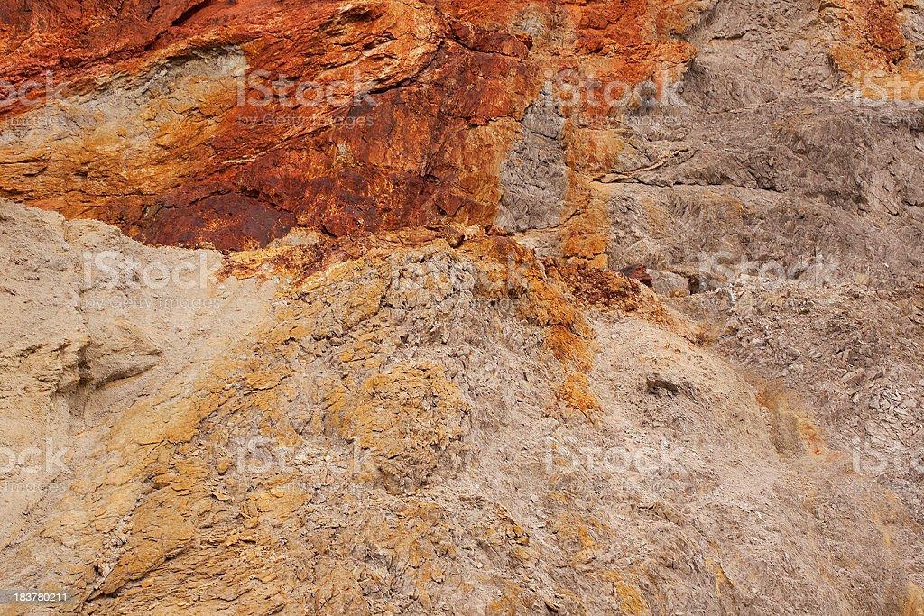 Copper limestone background texture stock photo