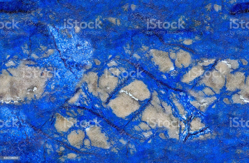 copper mineral azurite seamless closeup stock photo