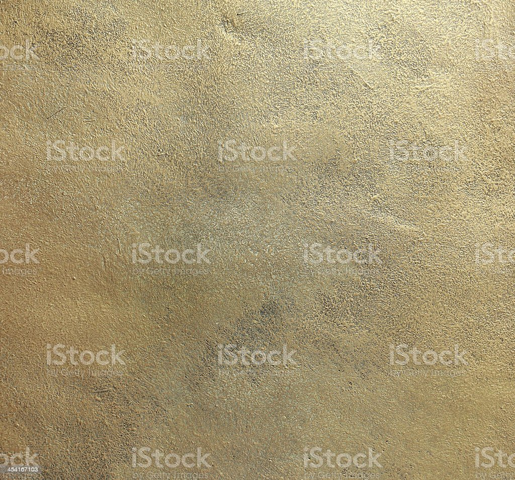 Copper old plate texture royalty-free stock photo