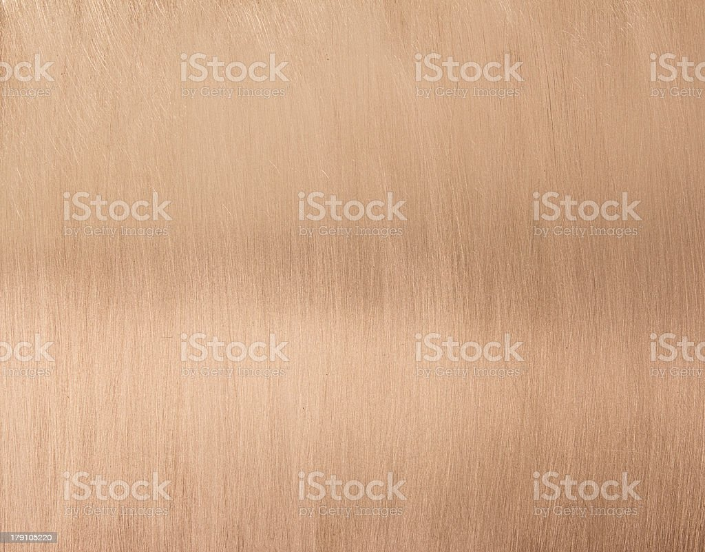copper texture royalty-free stock photo