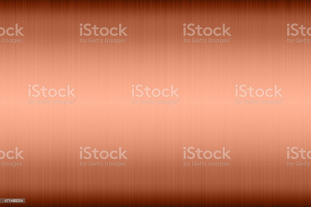 Copper texture surface stock photo
