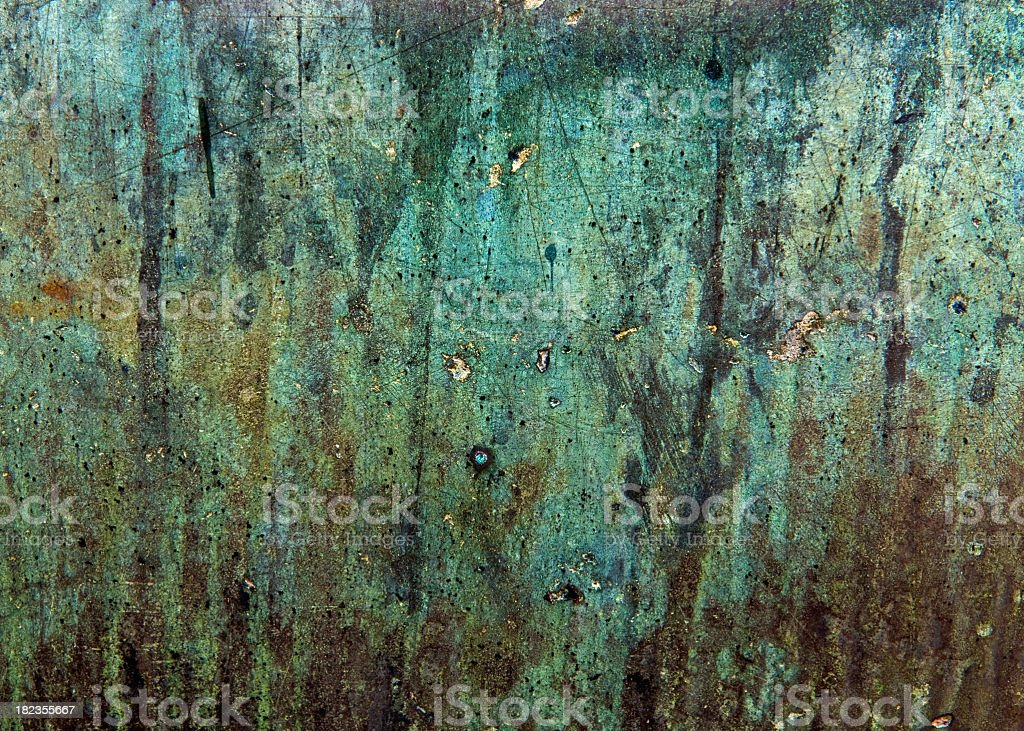 Copper Textured Background royalty-free stock photo