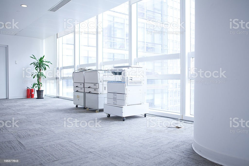 copier stock photo