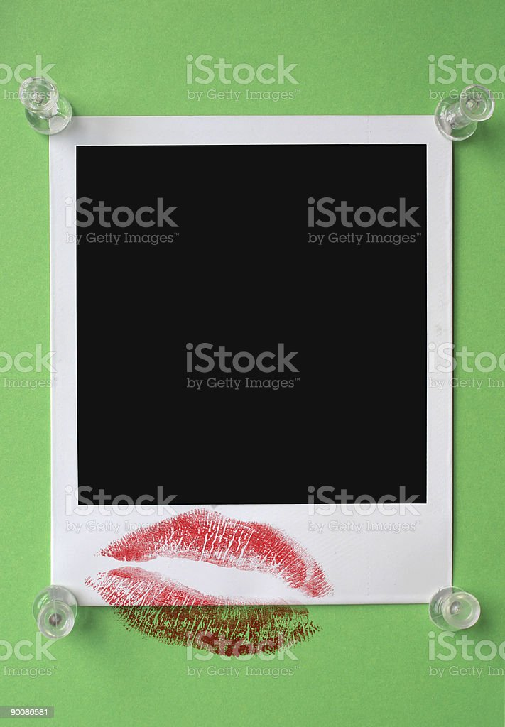 copy space for your love message royalty-free stock photo